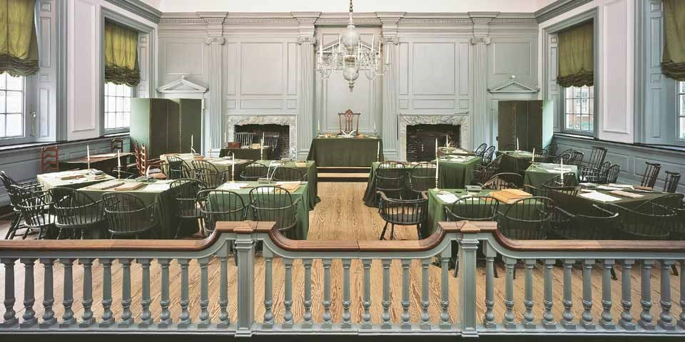 Assembly Room Independence Hall
