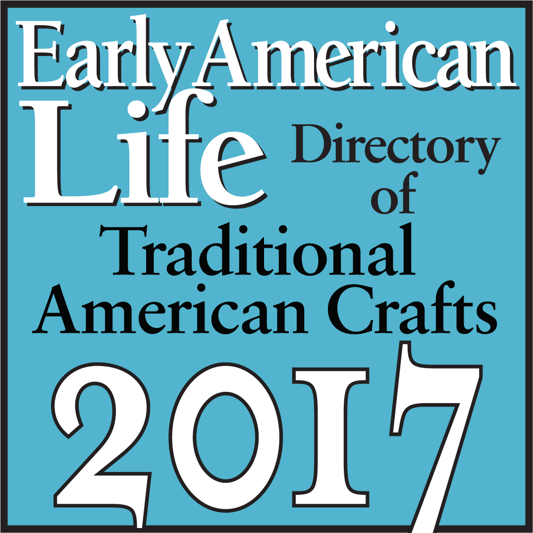 Early American Life Traditional American Crafts logo 2017