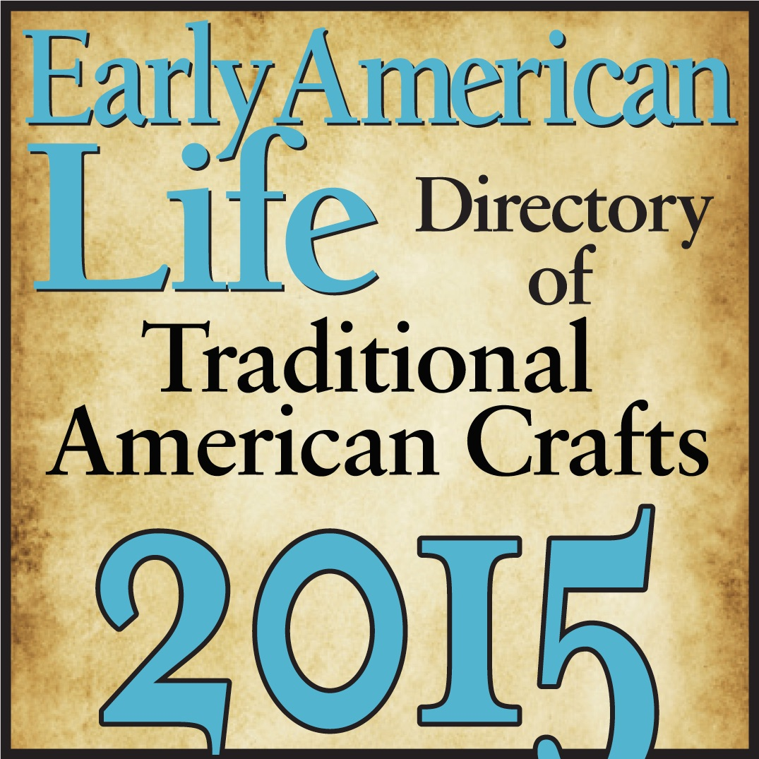 Early American Life Traditional American Crafts logo 2015