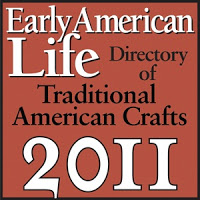 Early American Life Traditional American Crafts logo 2011