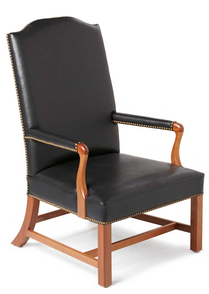 Benjamin Franklin lolling chair