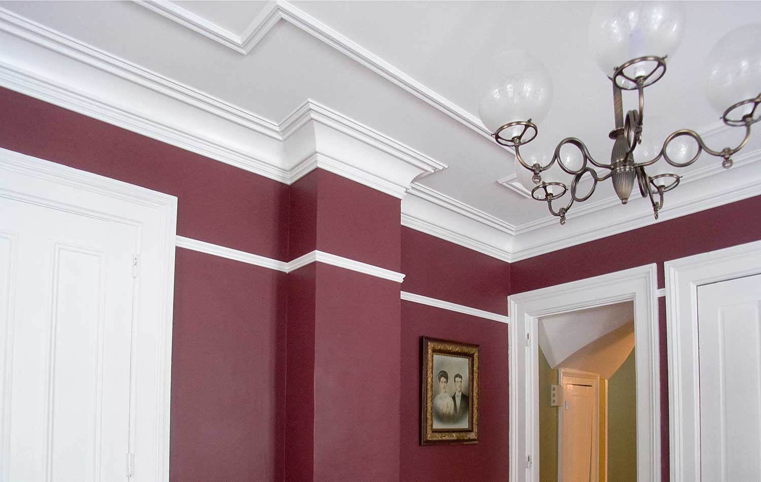 historic reproduction crown molding