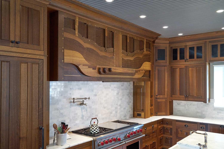 Greene And Greene Kitchen Luxury Kitchens Chicone