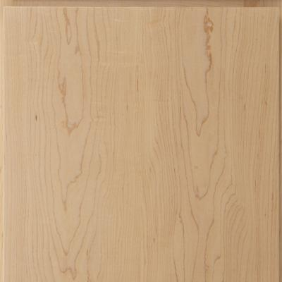 maple kitchen cabinet door in European style