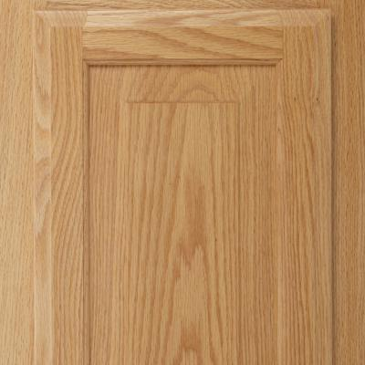 red oak kitchen cabinet door
