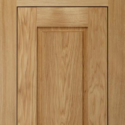 kitchen cabinet door in Heart of Hickory