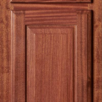 mahogany kitchen cabinet door
