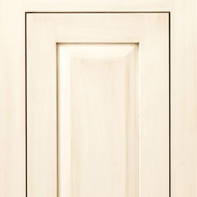 kitchen cabinet door with distressed glazing